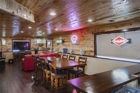 Andover Minnesota Basement Bar Franklin Builders Twin