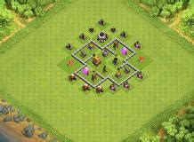 th4 layout untuk coc th4 farming base layouts all time top 1000 clash of