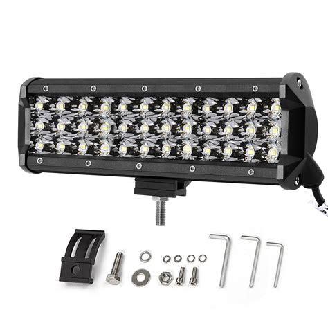 Automotive Led Light Bars 108w Automotive Led Light Bar Road 10800lm Waterproof Ip67 Le 174