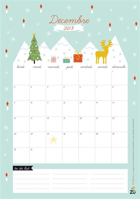 Calendrier 2013 Decembre Z 252 Calendrier 2013 Diy Decembre