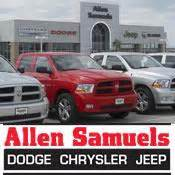 Allen Samuels Chrysler Dodge Jeep Fort Worth Tx Waco Tx Merchants Reviews Photos Coupons Blogs