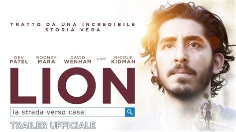 film la lion lion la strada verso casa un incredibile storia vera