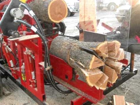 Jet Tiger 105 By Bike World firewood processor detroit diesel powered