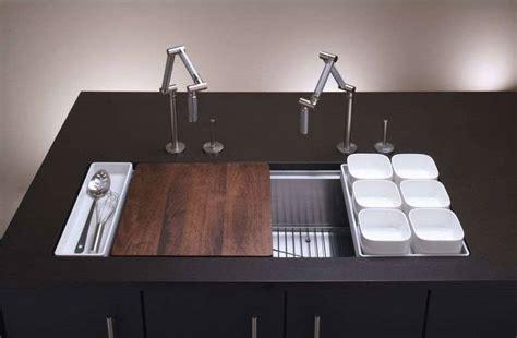kohler karbon kitchen faucet kohler karbon articulating deck mount kitchen faucet