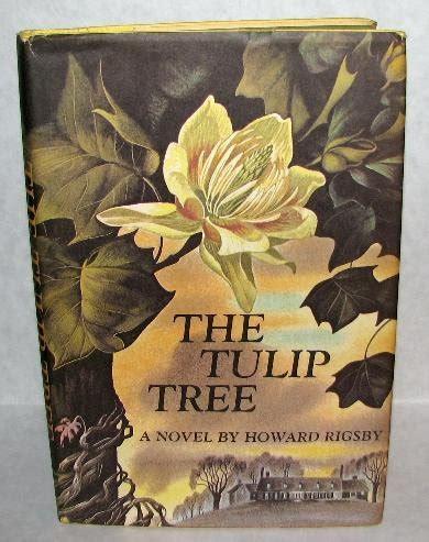 tulip trees books vintage susupense novel the tulip tree for sale