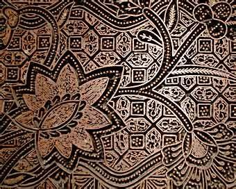 indonesian pattern design 44 best malaysia traditional crafts images on pinterest
