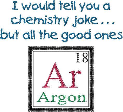 Periodic Table Joke items similar to periodic table joke design argon on etsy