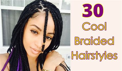 Beautiful Braided Hairstyles For Black Hair by Beautiful Braided Hairstyles For Black Hair Hairstyles