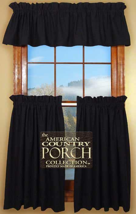 solid black curtains solid black curtain valances
