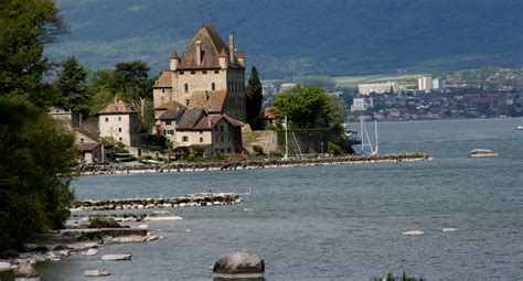 Renovation Blogs by Yvoire Castle In The Medieval City Of Yvoire Near Lake Geneva