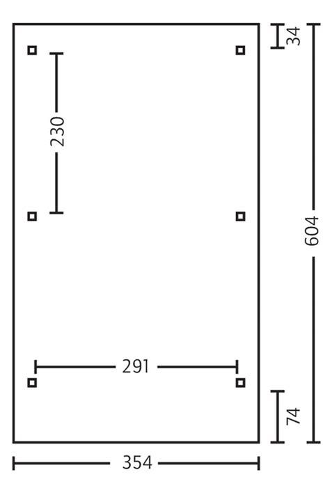 carport selber planen 3499 carport emsland 354 x 604 cm