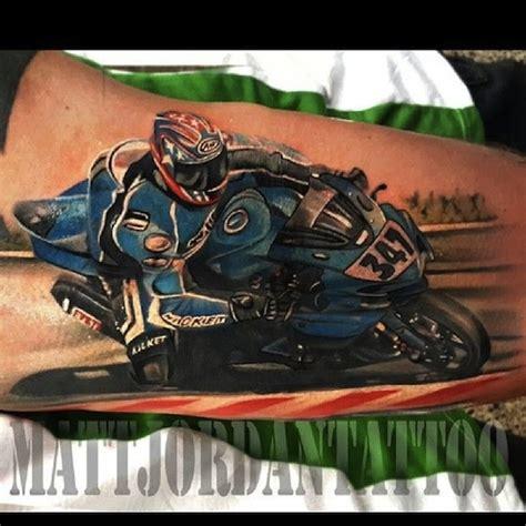 fantastic motorcycle tattoos