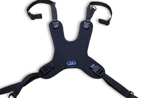 harnais de maintien de posture handicap pour fauteuil roulant