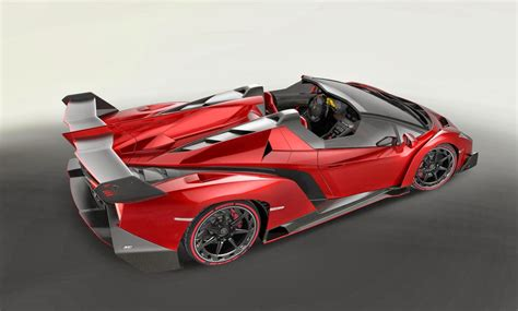 Veneno Roadster Lamborghini Lamborghini Veneno Roadster 2013 Car Wallpapers