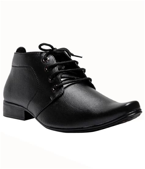 at classic black formal shoes price in india buy at