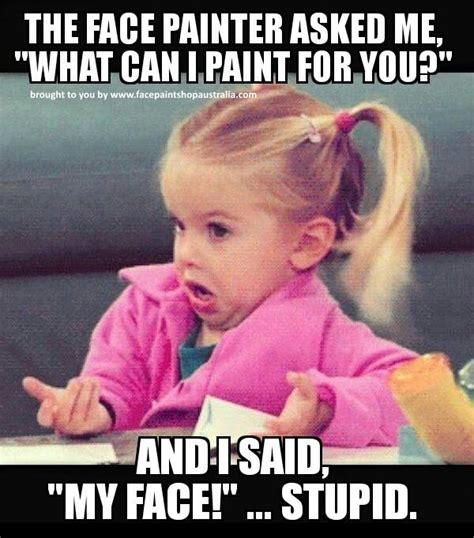 Painter Meme - face painting memes just for fun face paint shop australia