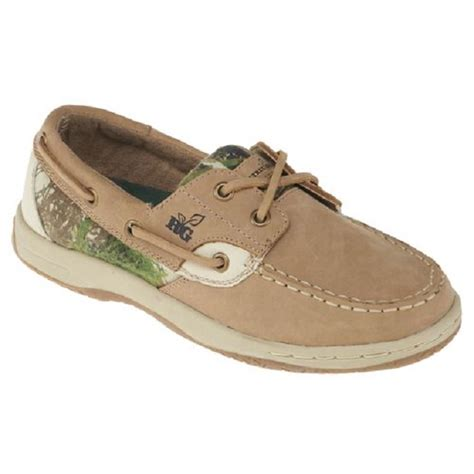womens camo sneakers realtree womens ms southport leather boat camo camouflage