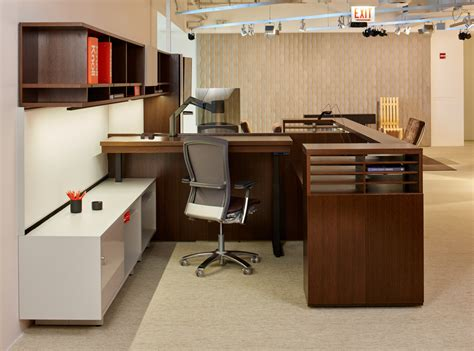 Knoll Reff Reception Desk Knoll Reception Desk Knoll Reception Desk System Many Configurations Available Scp Office