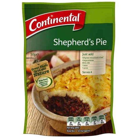 Shepherd Food Pantry by Continental Recipe Base Shepherds Pie Ratings Mouths Of Mums