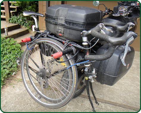 Bicycle Rack For Motorcycle by Harley Bike Rack Mtbr
