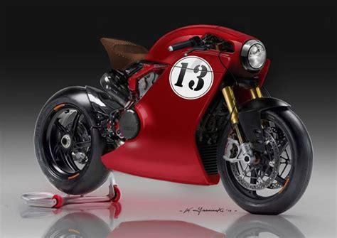 design indaba cafe racer ducati cafe racer design by kenyamasaki motorcycles