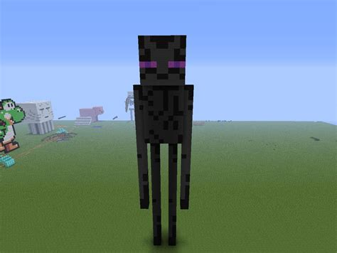 Minecraft Enderman Pictures