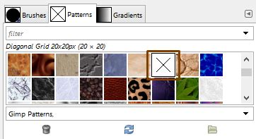gimp making a grid how to create diagonal grid pattern backgrounds in gimp