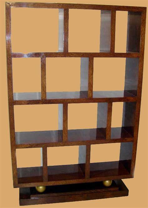 art deco shelves woodworking pinterest