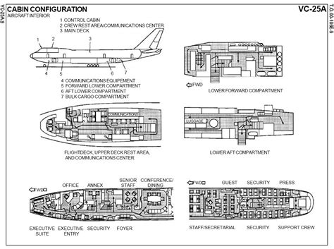 layout of air one air one interior layout www pixshark images