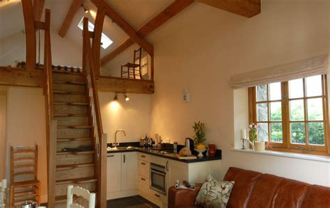 small cottage barn conversion  north wales idesignarch