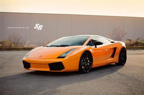 Lamborghini On Lamborghini Gallardo On Pur Wheels Autoevolution