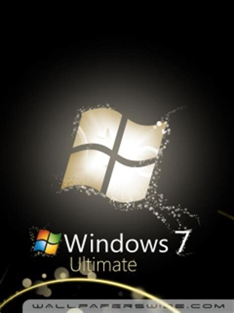 windows  ultimate bright black  hd desktop wallpaper