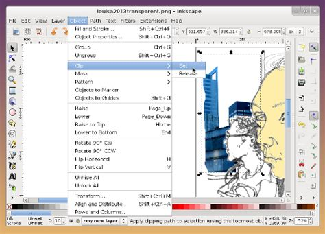 inkscape tutorial draw arrow tutorial how to make colour vector illustrations from