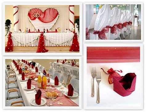 Hochzeitsdeko Weiß Rot by Tischdeko Hochzeit Tischdeko Hochzeit Gr 252 N Wei 223