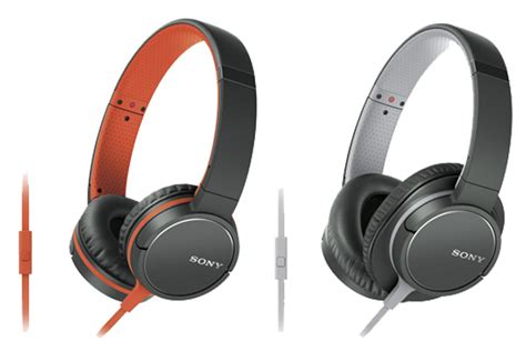 Headset Sony Mdr Zx 110a sony announces new additions to their zx series of headphones hardwarezone sg
