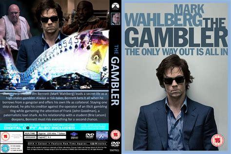 The Gambler the gambler dvd cover 2014 r2 custom
