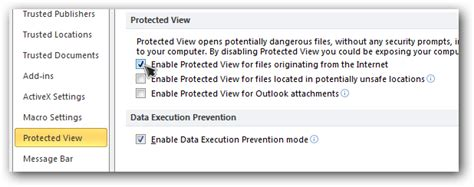 word 2007 view modes document view 171 editing 171 microsoft enable editing for all office 2010 documents by disabling