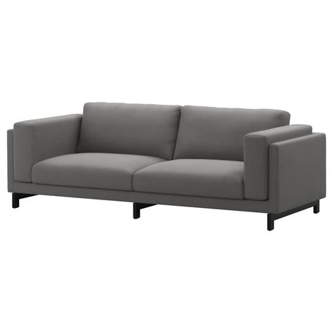nockeby sofa hack nockeby sofa risane gray wood ikea photo shoot inspo