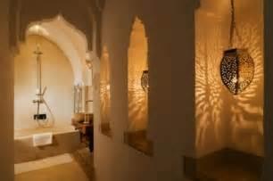 orientalisches badezimmer 12 ideen f 252 r orientalische len in der wohnung