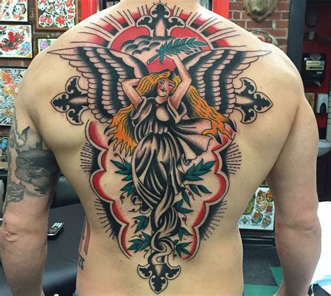 old school american tattoos emily murray surpasses the 2 dimensional destiny of