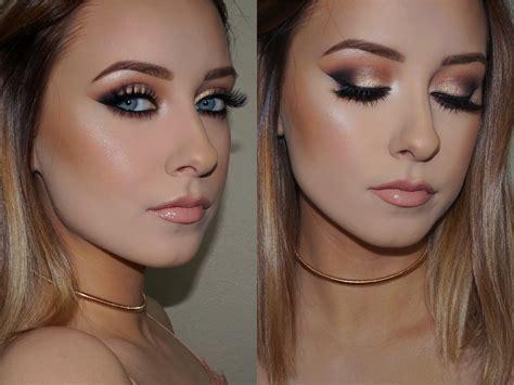 Eyeshadow Glamor glam makeup mugeek vidalondon