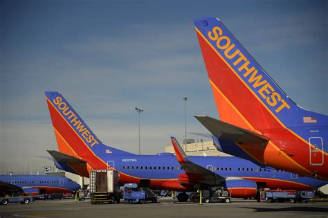 southwest airlines revenue outlook is going south fortune