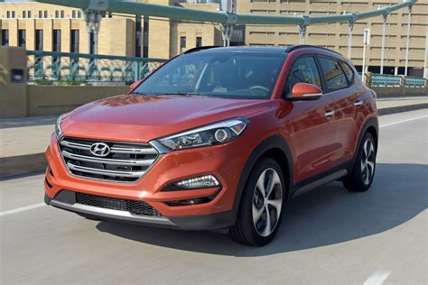 hyundai crossover 2016 used 2016 hyundai tucson for sale pricing features