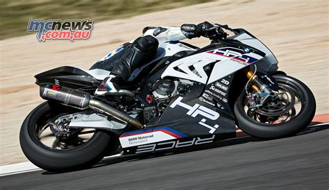 Race On bmw s 1000 rr next level introducing hp4 race mcnews au