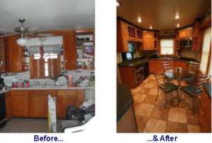 kitchen remodel ideas before and after kitchen remodels before and after pthyd