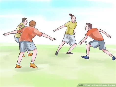 how to a to play frisbee how to play ultimate frisbee with pictures wikihow