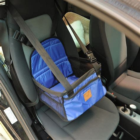 elevated alt in dogs elevated car booster seat for dogs