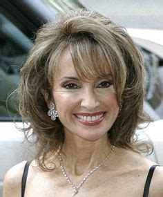 Susan Lucci Hairstyles by Susan Lucci Hairstyle Search Best Tressed