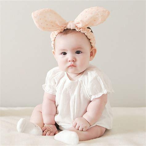 Lovely Baby Headband Bunny aliexpress buy korean style baby bunny ears headband
