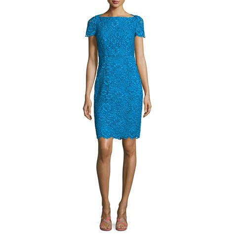 Sleeve Sheath Lace Dress diane furstenberg ainsley cap sleeve lace sheath dress